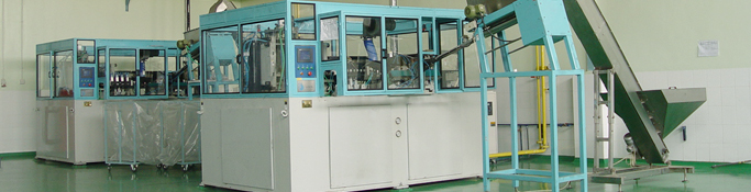 linear-blow-molding-machine